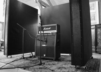 Enregistrement d'instruments en tous genre