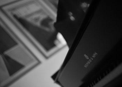 Piano Steinway & Sons pour vos enregistrements